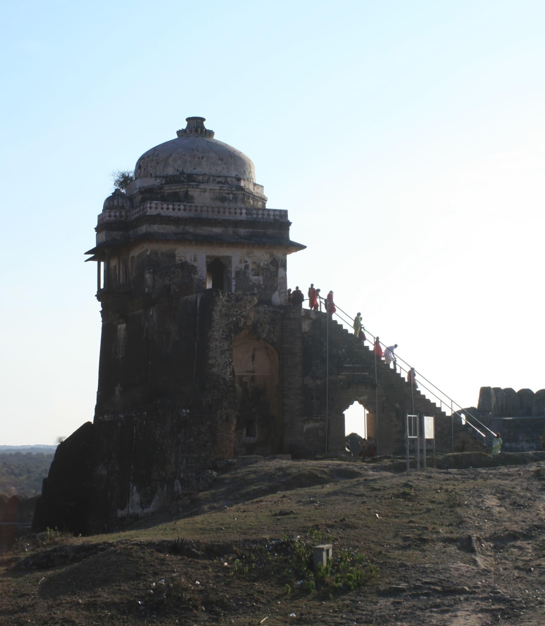 راجا مان سنگھ کی حویلی۔