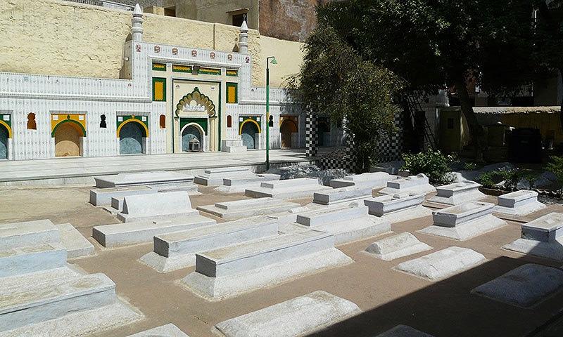 Hijron Ka Khanqah. —creative commons