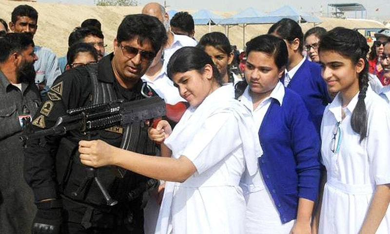 A sure prescription for civil war. —Sindh Police Twitter