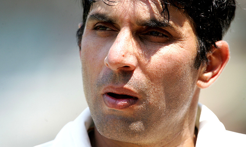 Pakistan captain Misbah-ul-Haq believes his men can lift their game if they seek inspiration in Pakistan's 1992 World Cup win. — AFP/File
