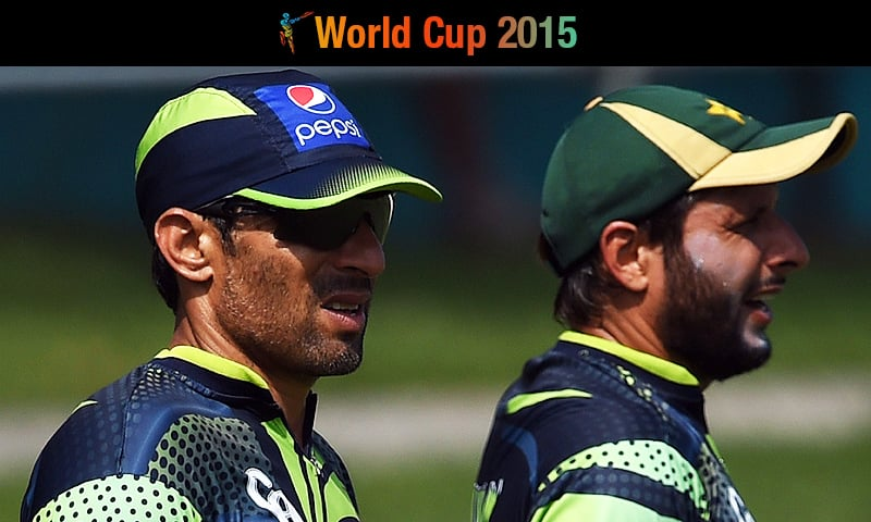 Pakistan must recognise they are a better side than Zimbabwe and play without fear. — AFP