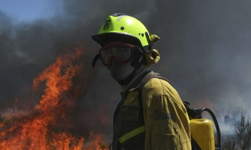 """""""The training curriculum of rescue cadets shall be revised and modified applying international standard."""" — AFP/file"""