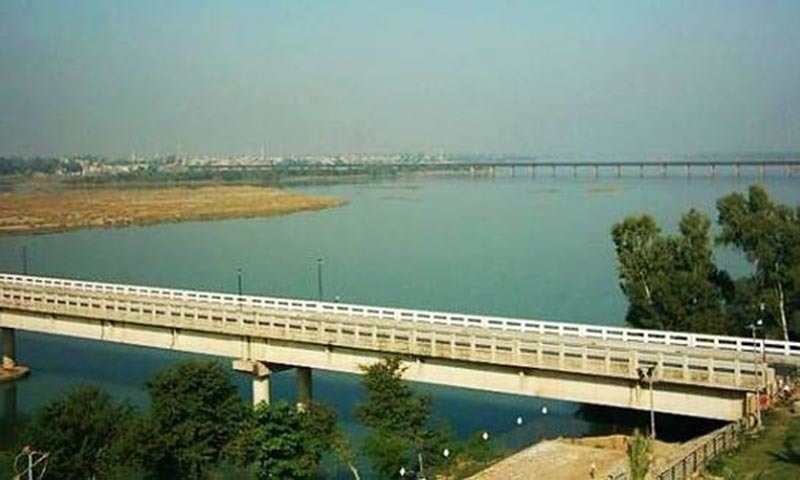 The project is proposed to be built on the Jhelum River.—Online/File