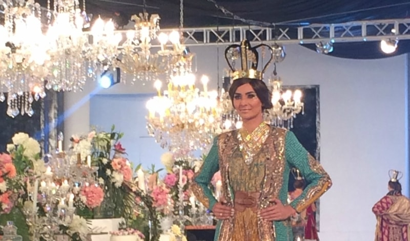 An outfit by HSY — Photo: Publicity
