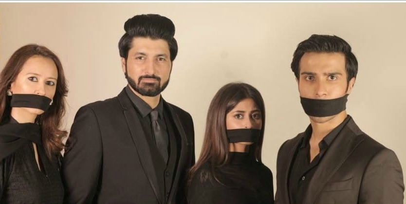 It never occurs to Manahil that if Numair is let off the hook, there is no reason why he will not do it again.—Publicity photo