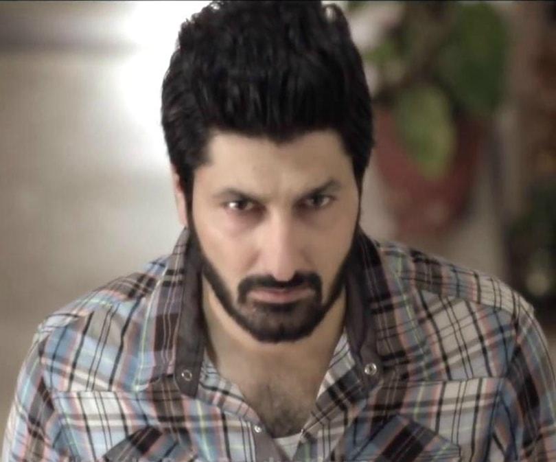 Syed Jibran as Numair