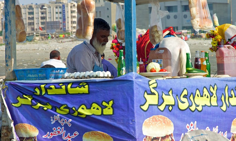 Fast Food Trend In Pakistan