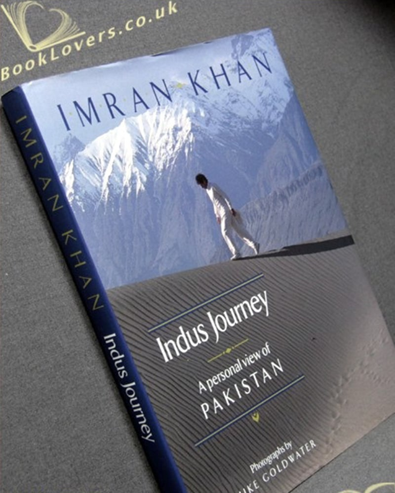 Known for his love of the outdoors and animals, Khan authored a book on various pristine sites of Pakistan.