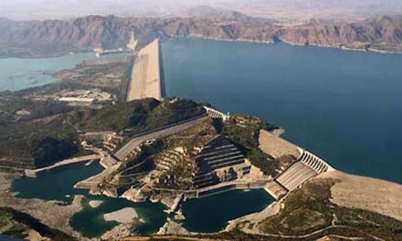 Tarbela Dam.