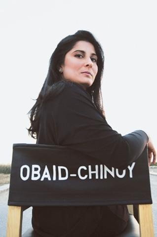 Sharmeen Obaid Chinoy.