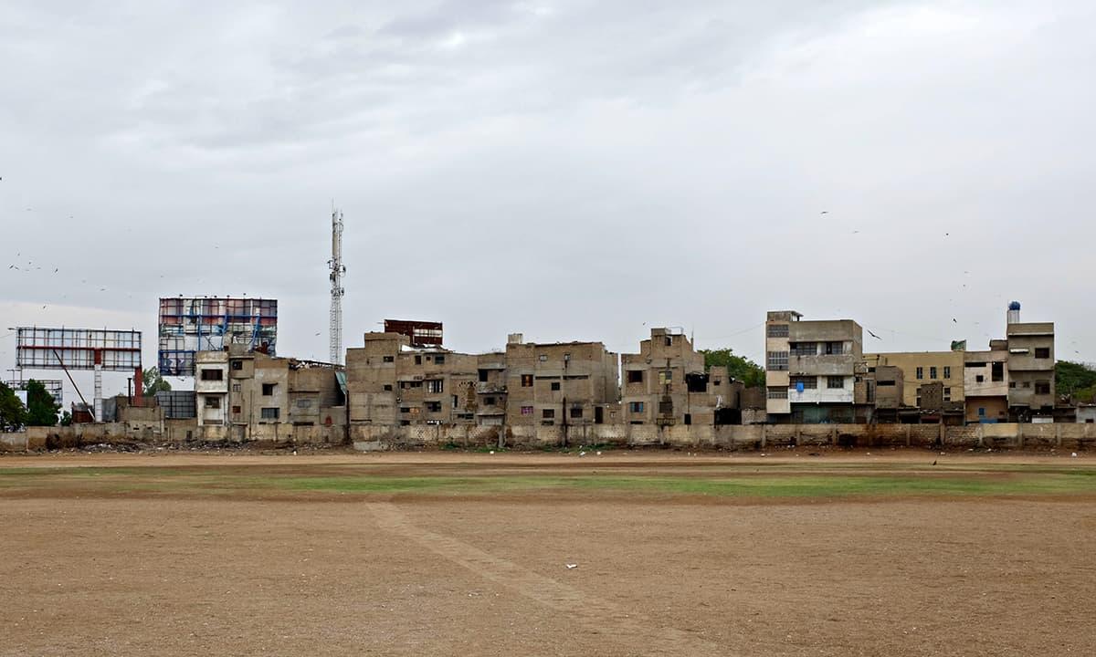 KGA cricket ground