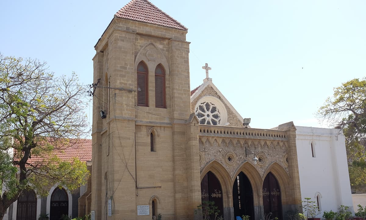 Christ Church is the earliest Protestant Church in the city.