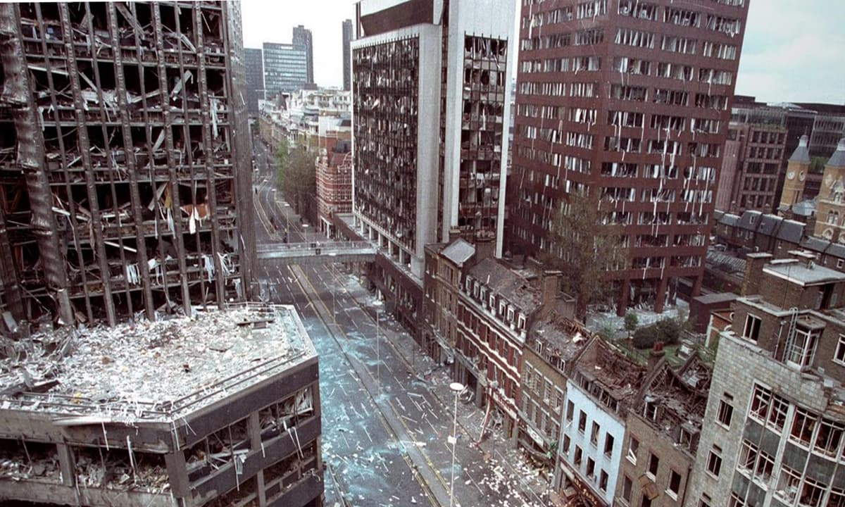 ira muslim Is terrorism a muslim monopoly  (the irish republican army)  today tony blair is more afraid of the 'muslim terrorists' than ira who is .