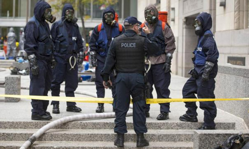 Malik, a 33-year-old who came to Canada as a student in 2004 and became a permanent resident in 2009, was arrested Monday.  — Reuters/file