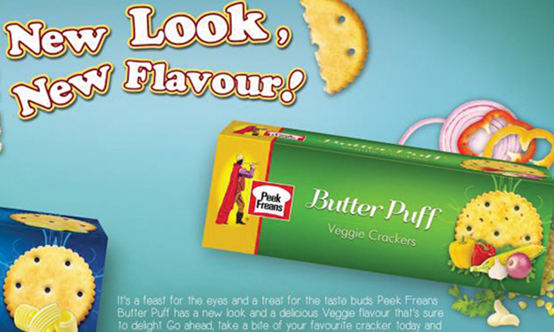 EBM relaunches Butter Puff