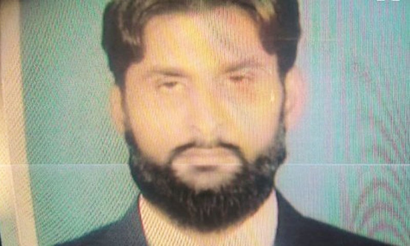 Muhammad Naeem was a glass-cutter, fitting windows in a home in the locality where the blasts took place. —DawnNews screengrab