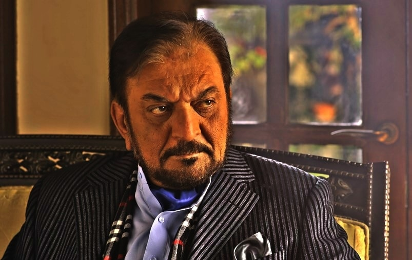 Abid Ali as Agha Jaan in 'Diyaar-e-Dil'— Photo courtesy: Hum.tv