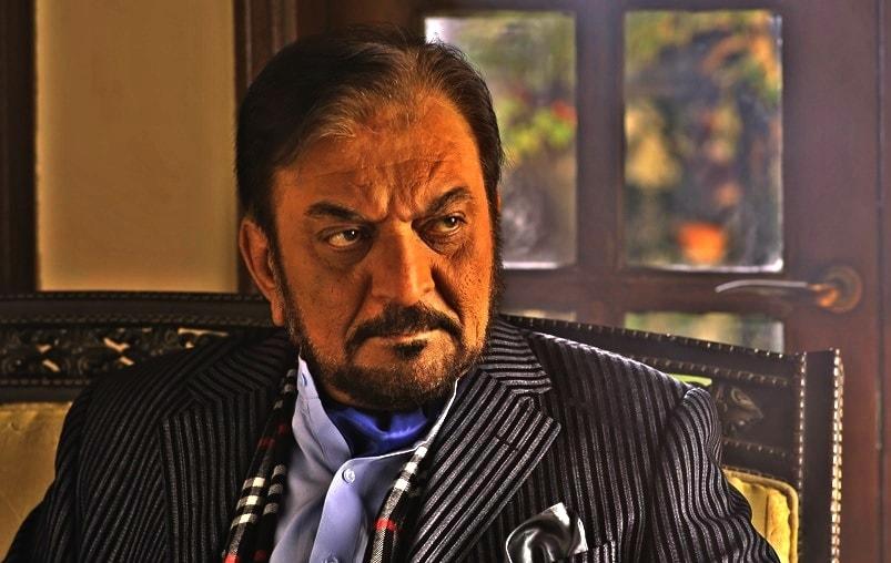 Abid Ali as Agha Jaan in 'Diyaar-e-Dil'— Photo courtesy: Hum.tv