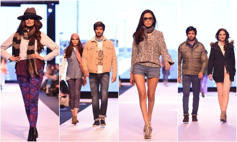 The high street brand failed to make a memorable impression at the last FPW —Photo courtesy: Tapu Javeri and Kashif Rashid