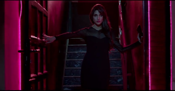 Zhalay Sarhadi as Bunno in 'Jalaibee'.