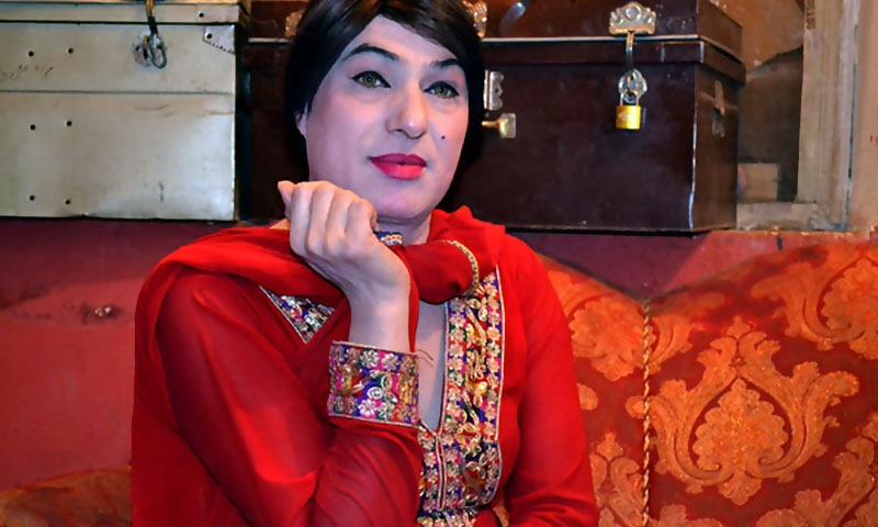 The Invisibles: Peshawar's transgender pushed to society's fringe