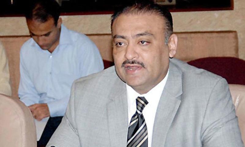 پاکستان پیپلز پارٹی نے نظم و ضبط کی خلاف ورزی کرنے پر کراچی ڈیژن کے صدر عبدالقادر پٹیل کی پارٹی رکنیت معطل کردی ہے — فوٹو: اے پی پی فائل فوٹو