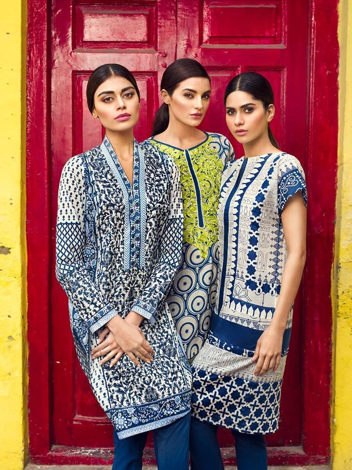 Khaadi Spring/Summer 2015 collection. —Publicity photo