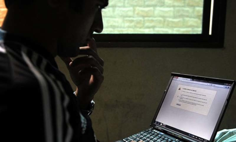 The website was inaccessible on several major internet service providers.—AFP/File