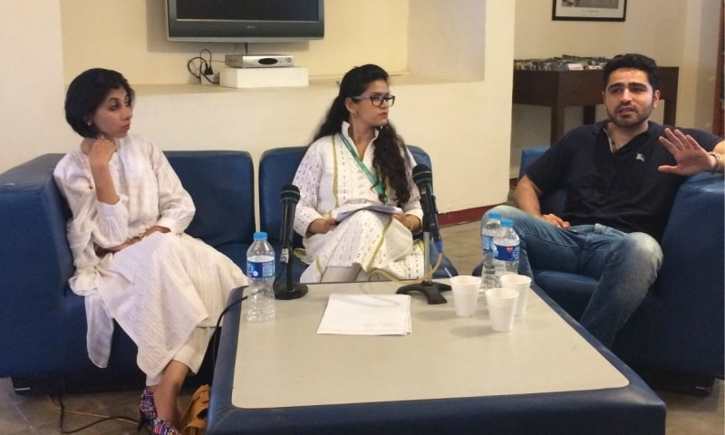 Maliha Rehman, Naveen Qazi and Umair Tabani talk about the issue of intellectual property theft in Pakistan
