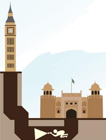 Illustration by Fahad Naveed