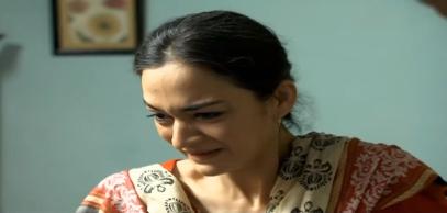 Rasheeda in a scene from 'Sadqay Tumhare'