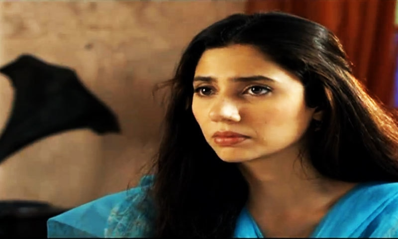 Shanno in a scene from 'Sadqay Tumhare'