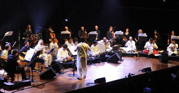 The Orchestra Courtesy Sachal Studios