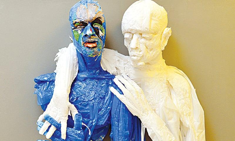 Art fiend: The plastic seduction