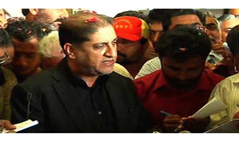 Sardar Akhtar Mengal, the cheif of the Balochistan National Party – Mengal, faces pressure from Baloch separatists to boycott the 2013 election