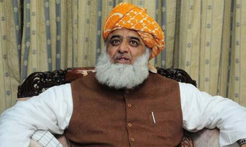 Fazl says govt creating confusion over corridor route - Pakistan