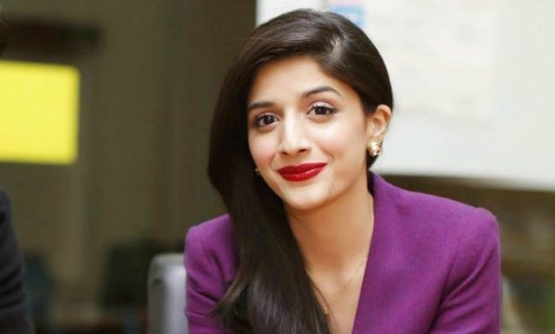 The actress posted pictures from her trip to Mumbai on social media. — Photo: Mawra Hocane's Facebook page
