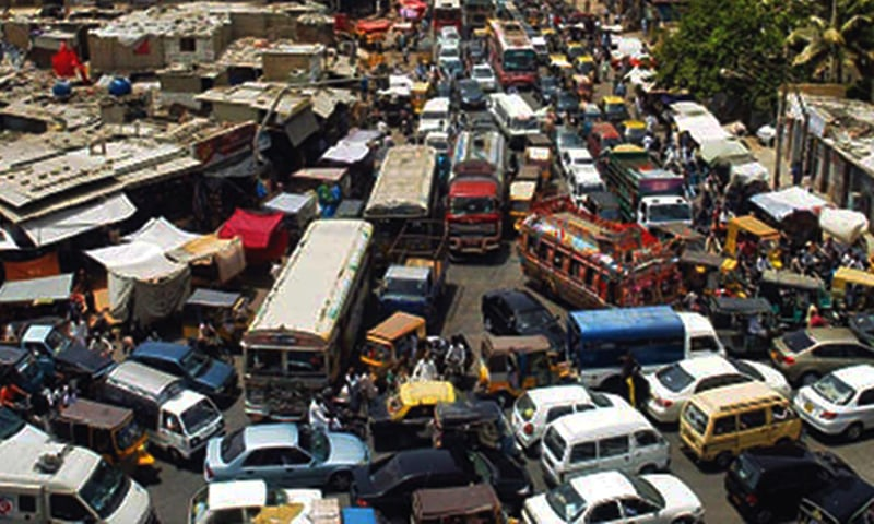 Karachi's criminal enterprises: Cogs in the wheel