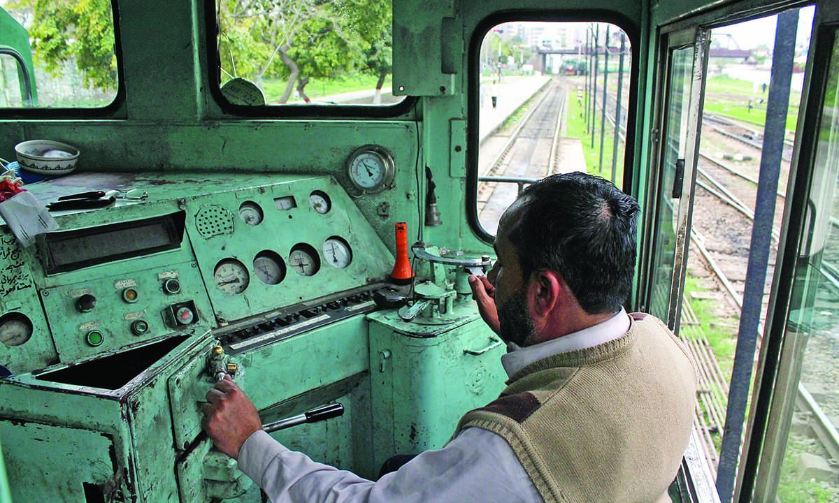 The journeymen that keep trains chugging - Pakistan - DAWN COM