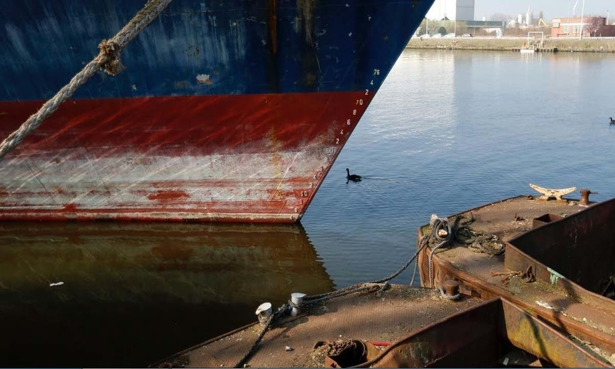 The volume of ships recycled at the Galloo yard has more than quadrupled over the past 10 years.