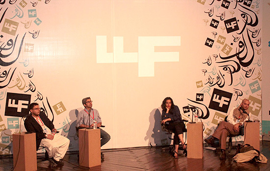 Omar Shahid Hamid, Bilal Tanweer, Saba Imtiaz and H. M. Naqvi – Hamza Cheema