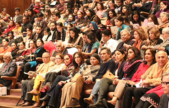 Visitors attending the session – Mahjabeen Mankani