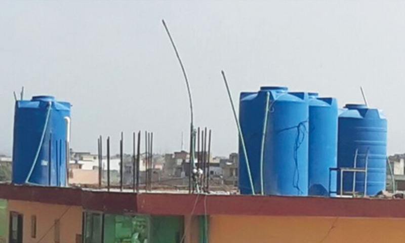 Plastic water tanks: are they safe?