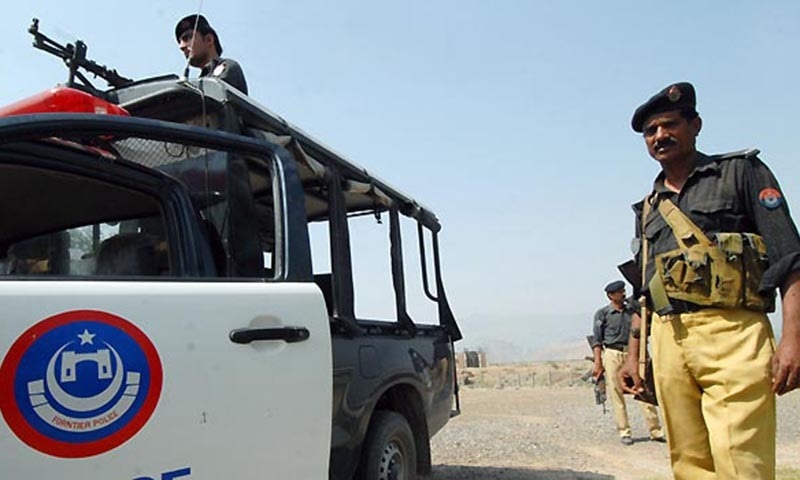 Khalabat police, acting on a tip-off regarding the presence of illegal weapons and ammunition, conducted raids at the residences of MPA Gohar Nawaz and his nephew Babar Nawaz in Khyber Pakhtunkhwa's Haripur district. — AFP/file