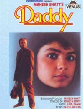 A poster for the 1989 film version
