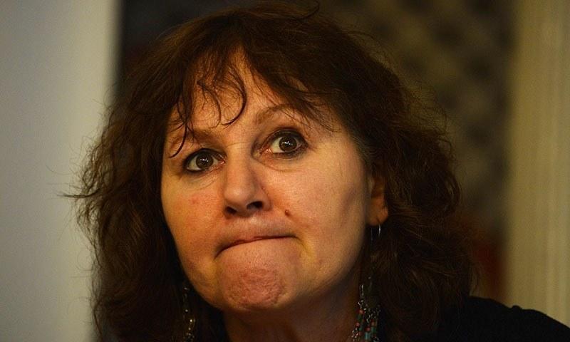 Leslee Udwin. — AFP/File