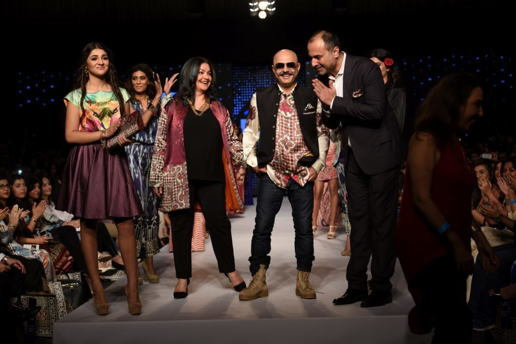 Pooja Bhatt and Ali Azmat were showstoppers for Perwani