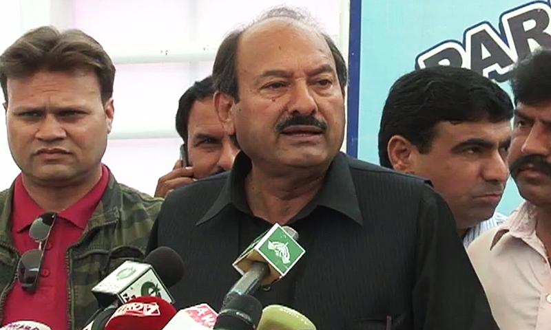 ANP's Zahid Khan