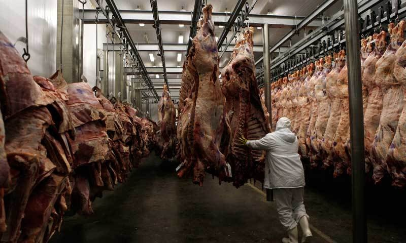 Focusing solely on the method of slaughter leaves little attention to be paid to the ethical costs of our demands.—Reuters.