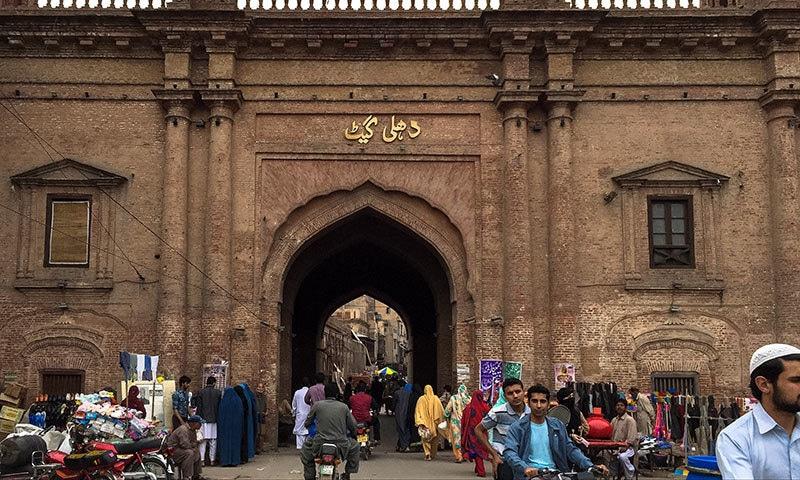 Dehli Gate.— Photo courtesy: Nandita Das